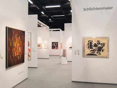 Galerie Schlichtenmaier - Aktuell